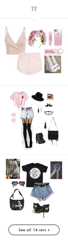 """👽♏"" by lil-gummy ❤ liked on Polyvore featuring Topshop, Casetify, Various Projects, Monsoon, JY Shoes, Bling Jewelry, WithChic, ASOS, Miss Selfridge and Maison Michel"