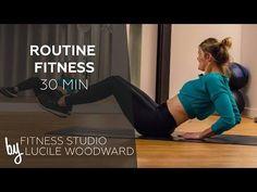 Fitness Master Class - Intérieur des cuisses - YouTube