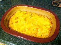 Southwest Chicken Noodle Casserole