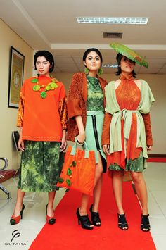 "A mini collection titled ""Mamina Rabelia"" inspired by the life tragedy of Mina Sumatran Orangtran. #fashiondesign #fashion #garmentproject #oangutan #fashionstudent"