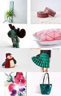 Christmas Gifts Idea by Gwen on Etsy--Pinned with TreasuryPin.com