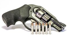The .22 Magnum for Self-Defense Due to its light recoil, even a novice shooter can deliver six accurate shots in seconds from a lightweight, .22 WMR revolver.