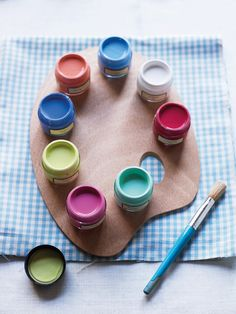 Little Greene Paint Company, Diy Kids Furniture, Hollyhock, Easel, Diy For Kids, Paint Colors, Lime, Orange, Children