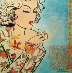 Art by Niagara Detroit. Check out her site: www.niagaradetroit.com