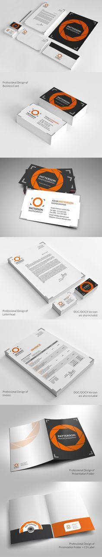 Photography Branding by Jafar Rafiee, via Behance