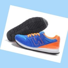 new styles cdef6 d274b New Balance 996 Herre Trænere Blå-Appelsin,Stylish trainers hot sale with  80% off right here.
