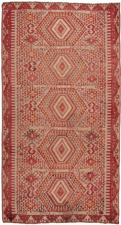 Loom rugs - whenever I see these in a magazine spread, I covet them... they are expensive, but gorgeous