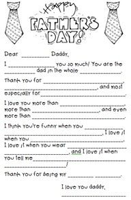father's day craft ideas - Google Search    #Fathers Day #crafts #kids #Dad #Gifts #Questionaire #Cute #Funny