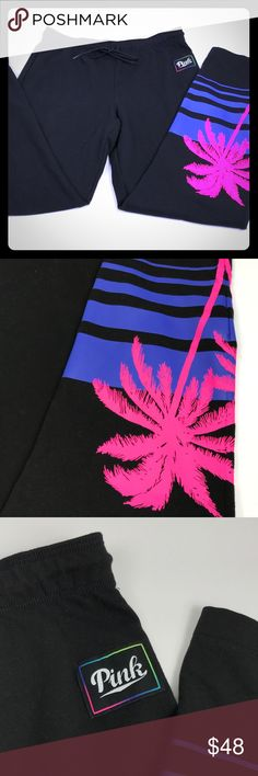 🌴 Victoria's Secret PINK Pants V I C T O R I A 'S 🎀 S E C R E T   ❈ Condition: New With Tags  ❈ Reasonable Offers Always Welcome   ❈ Bundles are always encouraged to save on shipping.  ❈ Shipping Monday ➡️ Friday - Fast Same/Next Day  ❈ Everything I sell comes from my clean, smoke-free & pet-free home.   ❈ All items are 100% authentic! I stand behind everything I sell.  ❈ Questions? Comment below, I will be more than happy to assist you.  💋Bella PINK Victoria's Secret Pants