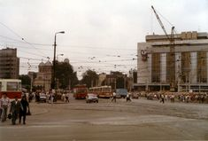 Piata Uniri - vara 1985 Bucharest Romania, Socialism, Timeline Photos, Street View, Life, Bucharest