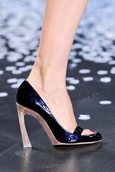 Spring 2013 Shoes | Paris Fashion Week | POPSUGAR Fashion Photo 1
