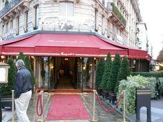 Paris France by Cruise Planners sales@letsvamoose (855) 538-7826 toll free www.letsvamoose.com Le Fouquet's