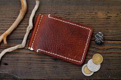 Leather Money Clip Wallet Wallets for Men Mens Wallets
