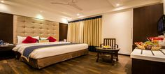 The guests from any walks of life can get a comfortable accommodation in Delhi. The budget hotels in Delhi provide best accommodation facilities to the guests.