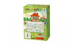 [Angebot]  New Nintendo 3DS XL  Konsole (Special Edition)  Animal Crossing: Happy Home Designer (vorinstalliert) für 155