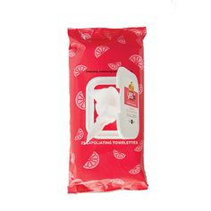 An awesome gym bag staple: Yes to Grapefruit Brightening Facial Towelettes: http://www.womenshealthmag.com/beauty/gym-makeup