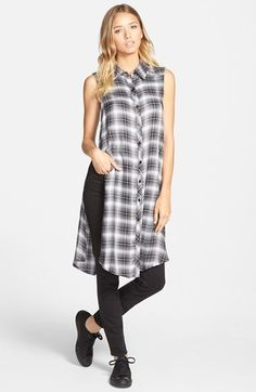 Mimi Chica Plaid Sleeveless Tunic  http://www.shopstyle.com/action/loadRetailerProductPage?id=476369057&pid=uid3601-7931801-85  #fashion #style #beauty #hair #makeup #accessories #clothes #shoes #jewelry #jewellery #fashiontrends #love #like #spring #springclothes #springaccessories #springfashion #springstyle #springoutfits #springoutfitideas #outfit #outfitideas #outfitidea #ootd #outfitoftheday #outfitinspiration