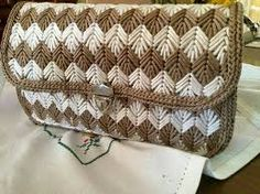 Plastic Canvas Bag Models, # canvasbag processing # canvasfiltered made Plastic Canvas Stitches, Plastic Canvas Crafts, Plastic Canvas Patterns, Leather Bags Handmade, Handmade Bags, Broderie Bargello, Canvas Purse, Macrame Bag, Fabric Yarn