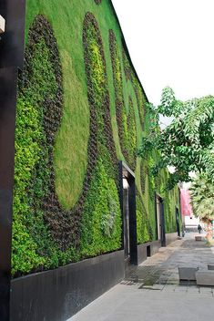 Lista: 10 jardins verticais mais bonitos do mundo | CASA.COM.BR