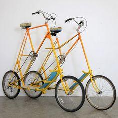 tall+bicycles   Zenga Bros — Touring Tall Bike