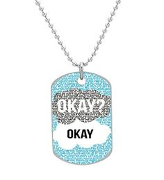 Julieman DIY Pet ID Tag The Fault in Our Stars Custom Personalized Dog Cat From Aluminum >>> Check out the image by visiting the link.