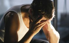 Men need to open up about #depression, not man up and keep quiet
