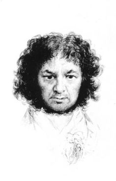 Self Portrait - Francisco Goya