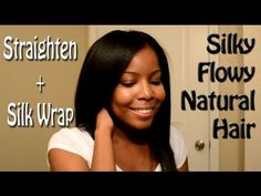 Silk Wrapping Natural Hair...what the heck is that? | Seriously Natural | Natural Hair, Beauty & Lifestyle Blog