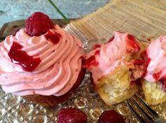 Himbeer Cupcakes- herrlich fruchtig