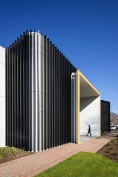 OZ Minerals Head Office - Studio Nine Architects Architects, Minerals, Studio, Building, Projects, Furniture, Home Decor, Log Projects, Blue Prints