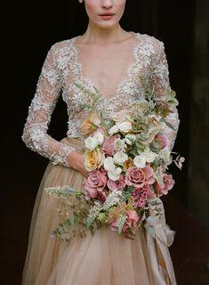 Coleção de vestidos de noiva Nouveau Renaissance da Emily Riggs - Portal iCasei Casamentos