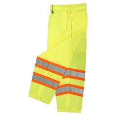 Radians Hi Vis Green Surveyor Pants Class E SP61-EPGS | Radians Hi Vis Green Surveyor Pants Class E SP61-EPGS