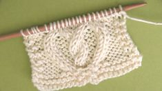 RIGHT SIDE How to Knit a Cable Heart | Free Knitting Pattern + Video Tutorial by Studio Knit