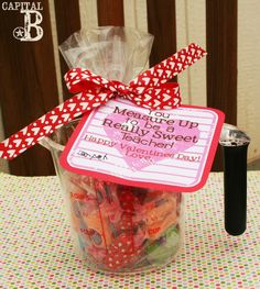 Preschool Valentines for Teacher