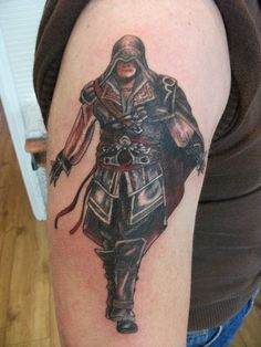 assassins creed tattoo   All The Newest Computer Games multicitygames.com