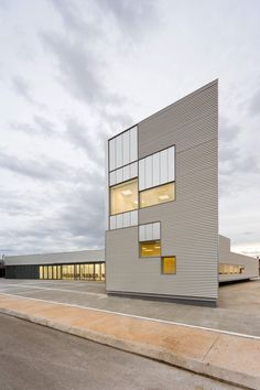 Primary Care Center by Josep Camps & Olga Felip