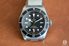 Tudor Heritage Black Bay 79230 with manufacture movement 2016 $3800