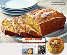 Madeira Cake / Madeirakake