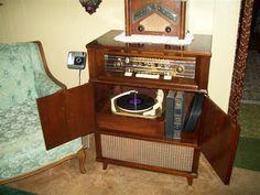 1959 Telefunken Verdi. Made in West Germany.