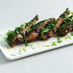 Marco Pierre White Recipe: Indulgent Herbed Lamb Chops - Food & Drink Recipes - handbag.com