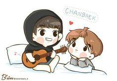 Chanbaek:-)