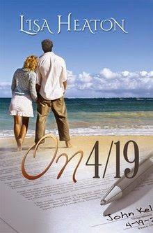 On 4/19  by Lisa Heaton   http://www.faithfulreads.com/2014/09/sundays-romantic-kindle-books-early.html