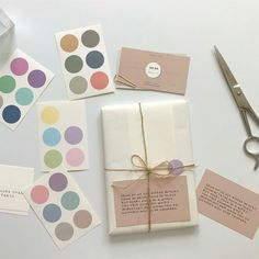 Craft Packaging, Pretty Packaging, Pen Pal Letters, Cute Stationery, Packaging Design Inspiration, Inspirational Gifts, Diy And Crafts, Branding Design, Shops