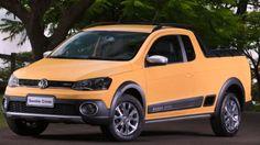 пикап - Pickup  VW  Saveiro Cross 2014 !  !  !
