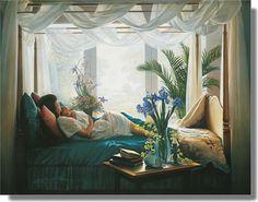 Cherished Moments - Greg Olsen