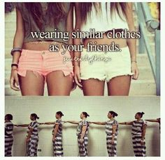 Haha i hope we never go to jail...maybe for that ring and my mascara jas:P
