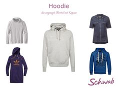 Der #Hoodie ist das vielseitige #Oberteil für Frauen und Männer