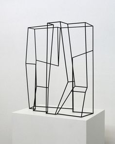 Morgan Shimeld metal sculpture