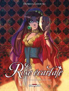 La rose écarlate tome 5 - je serai toujours avec toi : Patricia Lyfoung - BD