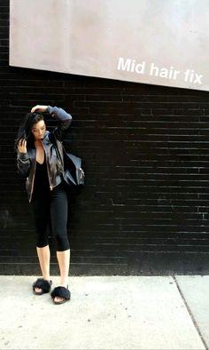 Mid hair fix // Kelsey Simone